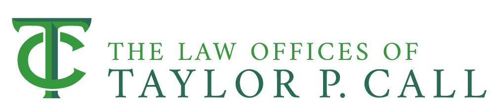 Law Offices of Taylor P Call Logo